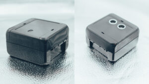 IoT Distanz Sensoren: ax-opto (links) und ax-dist (rechts)